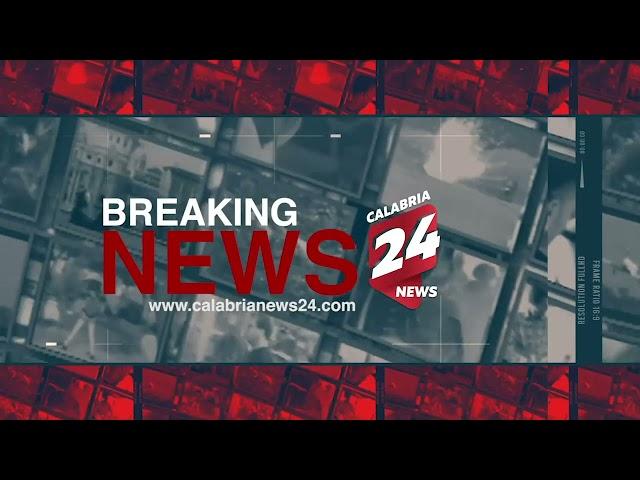 Le Breaking News di Calabria News 24