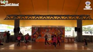 Neverland Kids Academy Jazz Funk|小學組|Rookie Stars Dance Competition 2015