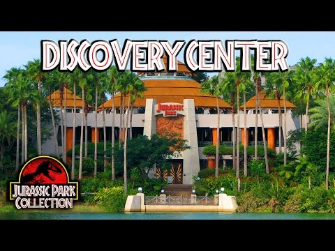 DISCOVERY CENTER | Universal Studios | Islands of Adventure