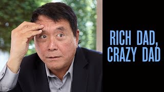 Is Robert Kiyosaki of Rich Dad/Poor Dad MK Ultra Mind Controlled or Just Having a Nervous Breakdown?