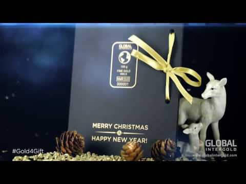 Gold Business Gift Cards are everybody's best gift!