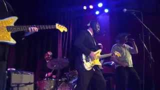 "LOS STRAITJACKETS with DEKE DICKERSON  ""Move On Down The Line"""
