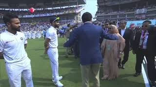 Bangladesh VS India Pink ball test opening Ceremony
