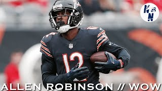 "Allen Robinson Chicago Bears Highlight Mix   ||   ""  Wow  ""    ᴴ ᴰ"