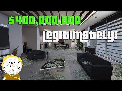GTA Hitting $400 Million Legitimately No Glitch, No Mod Big Sale ($397,283,943 to $400,770,058)