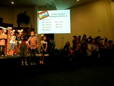 charlottes very first play Carlton Palmore Elementary School