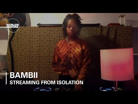 Bambii | Boiler Room: Streaming From Isolation with Moonshine