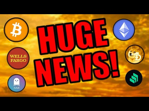 Wells Fargo Just Released The Cryptocurrency Bulls! Customers BANNED! Bitcoin U0026 Ether To SKYROCKET!