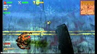 dead frontier 3d mother vs 577 rex