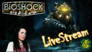 Bioshock Gameplay - PS4 - Let
