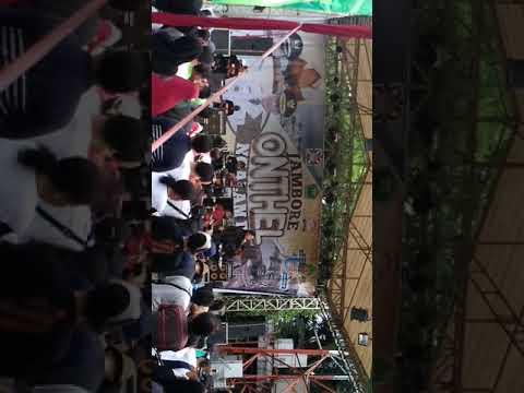 Shodiq New Monata Live Jambore Onthel Malang
