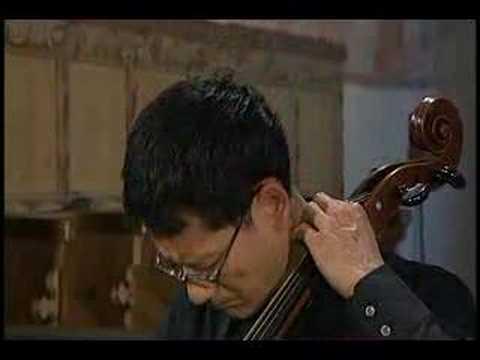Wen Sinn Yang - Bach Cello Suites - Prelude No.4
