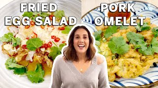 Leah Cohen's 2 Favorite Thai Egg Dishes Are Game-Changers | Chefs at Home | Food & Wine
