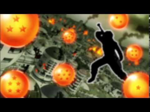 Dragon Ball Super: Episode Title Card Template - Future Trunks Arc