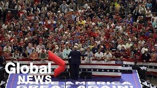 U.S. President Trump kicks off 2020 campaign in Orlando, Fla. | LIVE