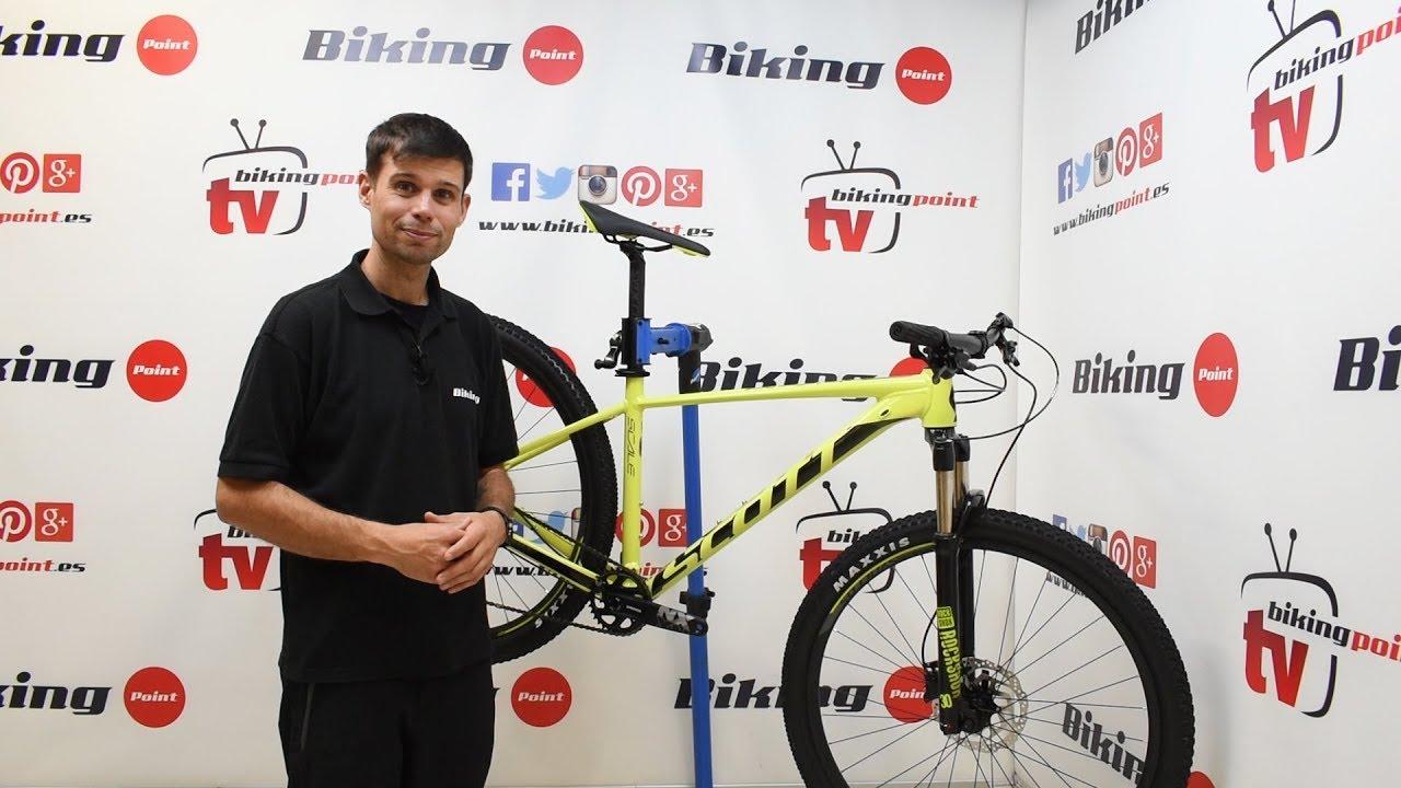 e870efd54ee La mejor bicicleta por menos de 1000 euros | Scott Scale 980 2019 ...
