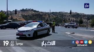 دائرة الاوقاف الاسلامية ترصد عبث وتخريب الاحتلال في المسجد الاقصى خلال تموز الماضي