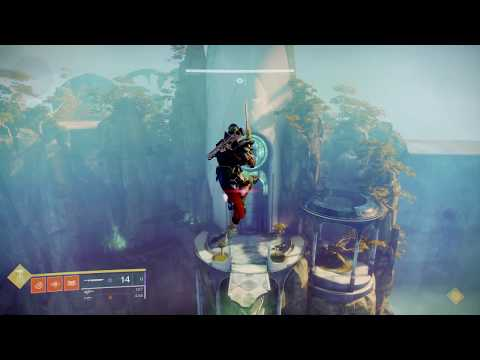 Titan fly from Morgeth to second raid chest
