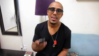 "Marques Houston ""Noize"" Behind the Scenes"