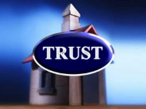 TV Advert 2004 - Birth of the TRUST Brand