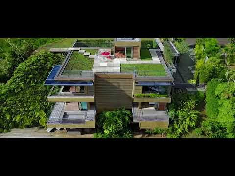 FAA'A Pic Vert Somptueuse villa d'architecte