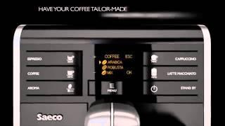 Philips Saeco Moltio automatisk espressomaskin