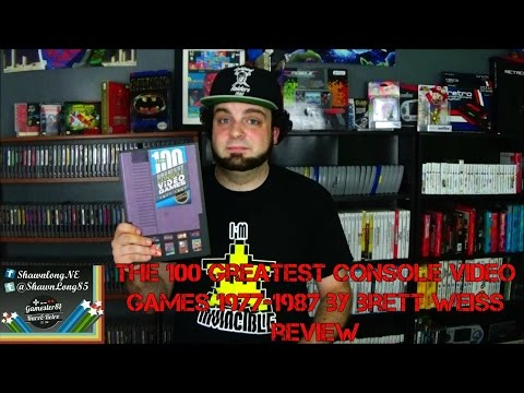 The 100 Greatest Console Video Games 1977-1987 Review | RGT 85