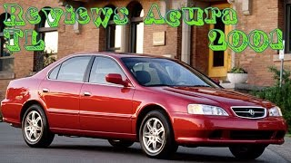 Reviews Acura TL 2001