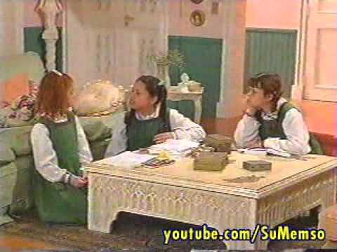 Chiquititas Brasil 1997 - Triângulo amoroso de Cris, Mosca e Vivi (parte 1 de 2)