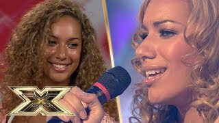 LEONA LEWIS' first audition and WINNING performance! | The X Factor UK