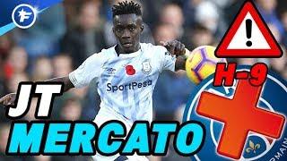 Everton ferme définitivement la porte au PSG pour Idrissa Gueye | Journal du Mercato édition de 15H