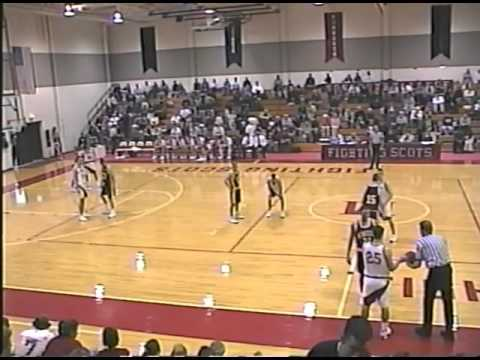 Men's Basketball Knox vs Monmouth - December 2000