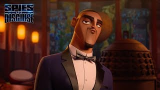 Spies in Disguise | Meet Lance Sterling