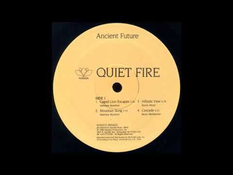 "Ancient Future ""Quiet Fire"" album (1986)"