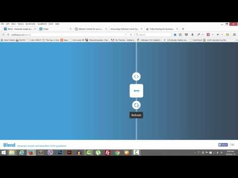 UI Design tutorial in Photoshop - Tips on using gradients in UI Design