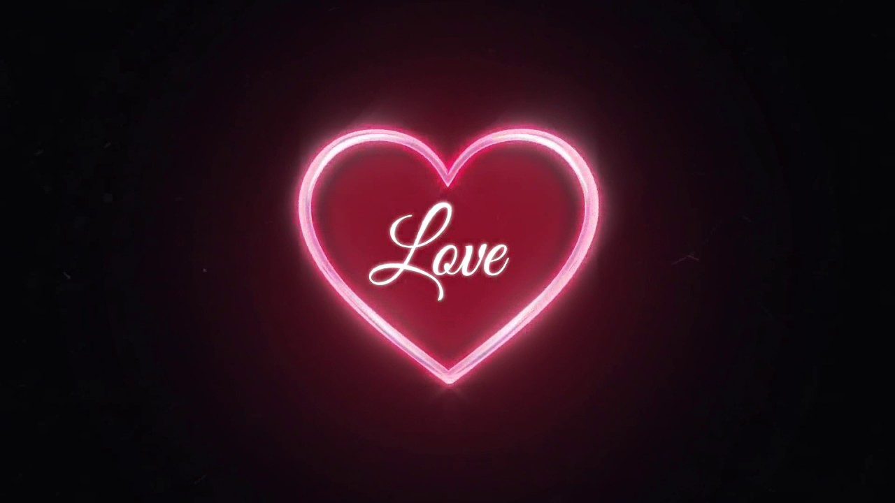 Love Gif Like Animation Love In A Heart Spread The Word Youtube