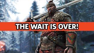 For Honor Season 3 - Highlander Gameplay
