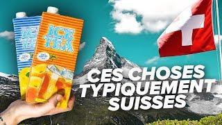 Ces choses typiquement suisses ! 🇨🇭