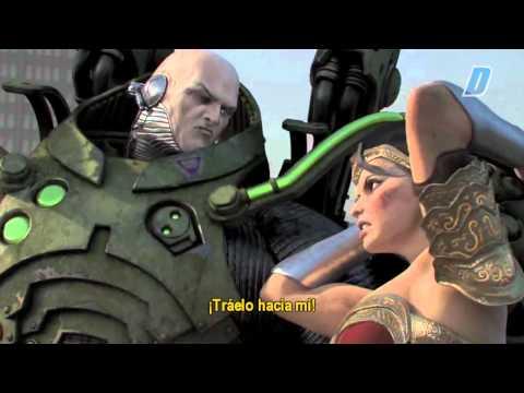 DC Universe Online - Trailer cinemático subtitulado en español