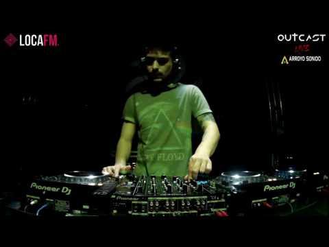 Outcast Live 1 3 Loca FM Alex Morgan Arroyo Sonido