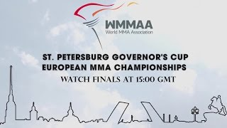 European MMA Championships 2016 finals, 15:00 GMT(European MMA Championships 2016 to be held in Saint-Petersburg, Russia at 15:00 GMT Финалы Чемпионата Европы и Кубка Губернатора по смешанным ..., 2016-10-21T22:51:18.000Z)