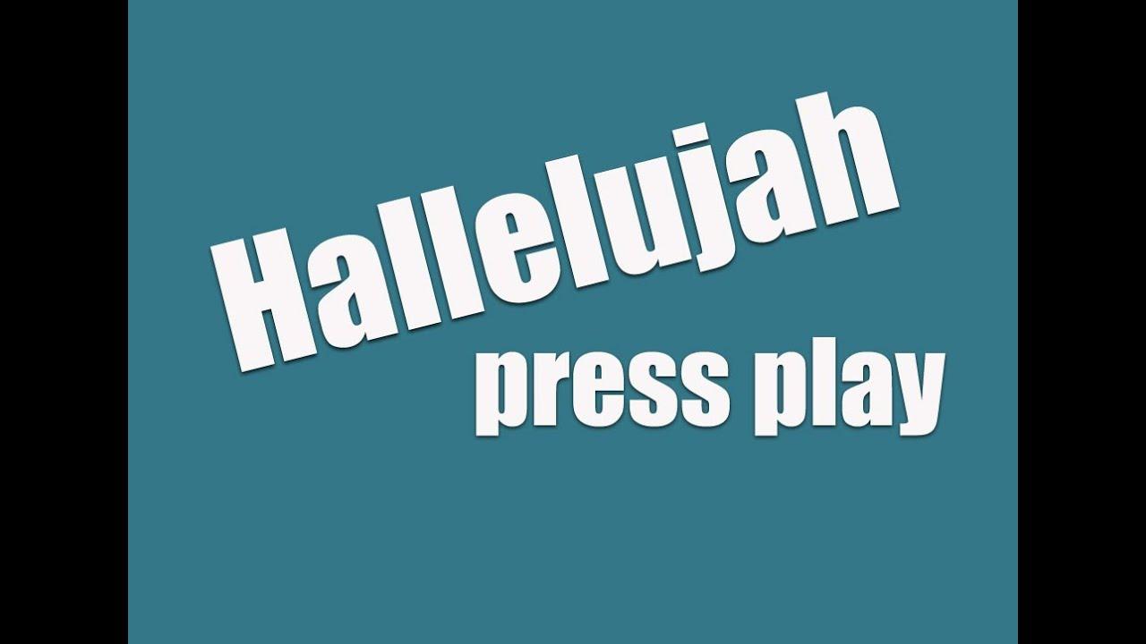 Lyric hallelujah square lyrics : Kwa and Chozen - Hallelujah - YouTube