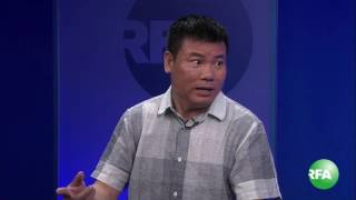 Trương Duy Nhất đến Mỹ, trò chuyện với RFA về Trần Huỳnh Duy Thức