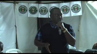 Andrew Songa speech on katiba day