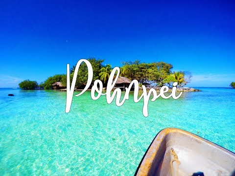 Pohnpei - The most amazing Island