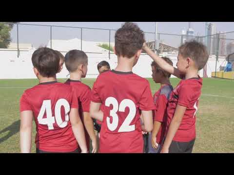 Trans World - Haileybury School Almaty - Dubai Sports Development Tour