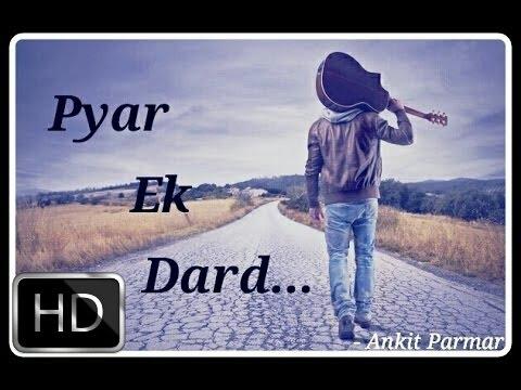 Pyar Ek Dard| Vishal Rana| Acoustic Guitar Cover| Heart Touching Song| Breakup Mix| Sad Song