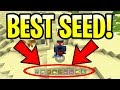 Minecraft BEST SEED EVER! 1.13 BURIED TREASURE! Xbox One ,Xbox 360, PS3, PS4 &Wii U