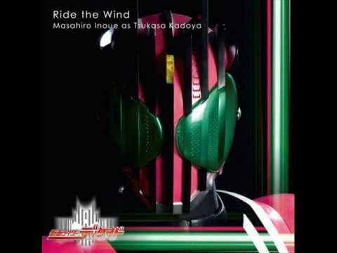 Ride The Wind - Kamen Rider Decade + Download Single Album