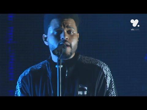 The Weeknd - Often Live Lollapalooza Chile 2017 (Sub Español + Lyrics)